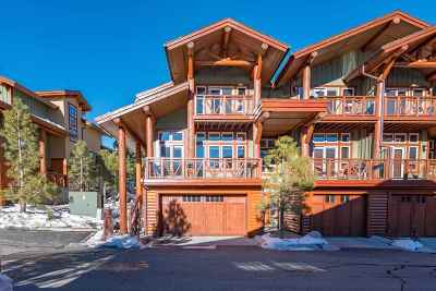 Mammoth Lakes Condo/Townhouse Active-Price Chg: 100 Juniper Springs Dr #4