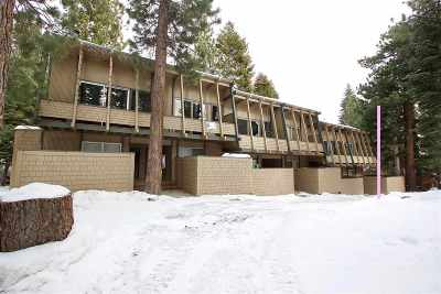 Mammoth Lakes Condo/Townhouse For Sale: 4 Kelly Rd