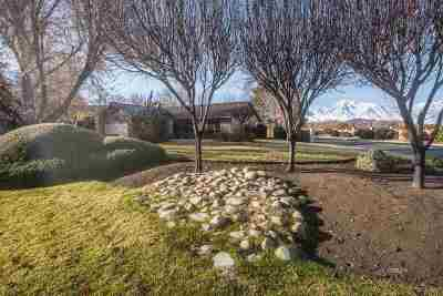 Bishop Single Family Home For Sale: 1613 Shoshone Drive