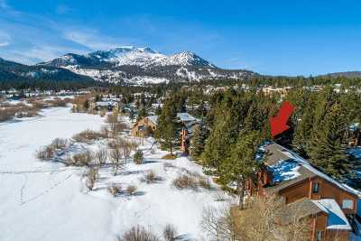 Mammoth Lakes Condo/Townhouse For Sale: 76 Sunshine