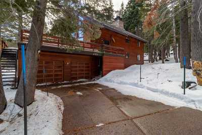 Mammoth Lakes Single Family Home For Sale: 233 Red Fir Road