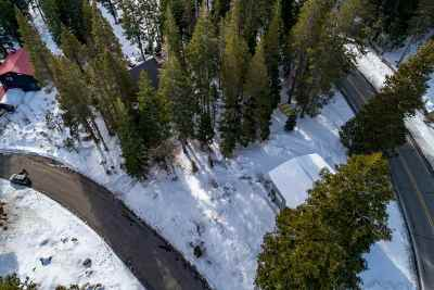 Mammoth Lakes Residential Lots & Land Active Under Contract: 2561 Old Mammoth Road