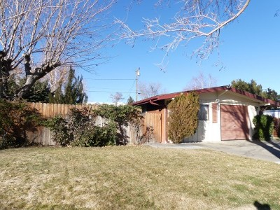 Bishop Single Family Home Active-Extended: 255 Meadow Lane