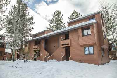 Mammoth Lakes Condo/Townhouse Active Under Contract: 103 Meadow Lane #17