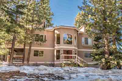 Mammoth Lakes Single Family Home Active-Extended: 266 Holiday Vista Dr