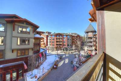 Mammoth Lakes Condo/Townhouse For Sale: 6201 Minaret Rd. #2318