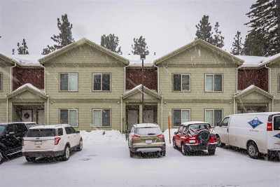 Mammoth Lakes Condo/Townhouse For Sale: 61 Callahan Way Unit E3