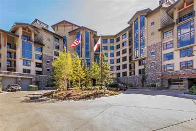 Mammoth Lakes Condo/Townhouse For Sale: 50 Hillside Dr. #741