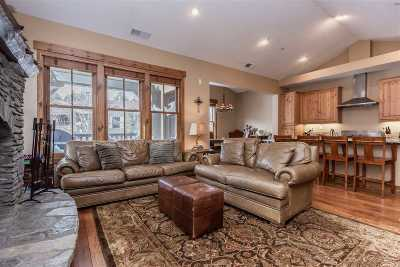 Mammoth Lakes CA Condo/Townhouse For Sale: $849,000