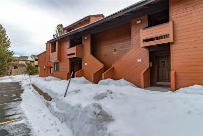 Mammoth Lakes CA Condo/Townhouse For Sale: $349,999