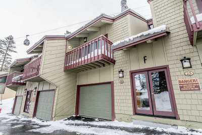 Mammoth Lakes CA Condo/Townhouse Active-Extended: $439,500