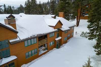 Mammoth Lakes CA Condo/Townhouse Active Under Contract: $539,000