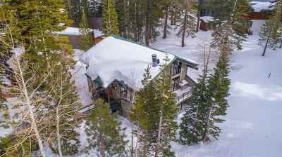 Mammoth Lakes CA Single Family Home For Sale: $699,000
