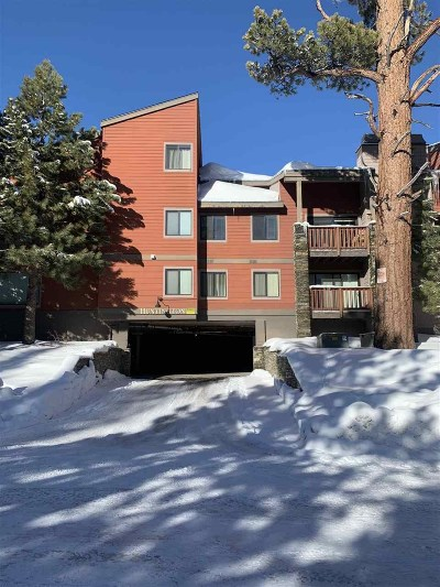 Mammoth Lakes CA Condo/Townhouse Active Under Contract: $339,000