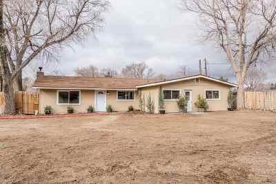 Big Pine, Bishop Single Family Home For Sale: 49 Virginia Street