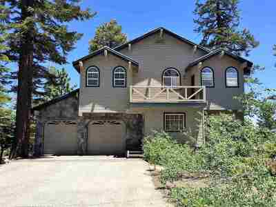 Mammoth Lakes CA Single Family Home For Sale: $999,000