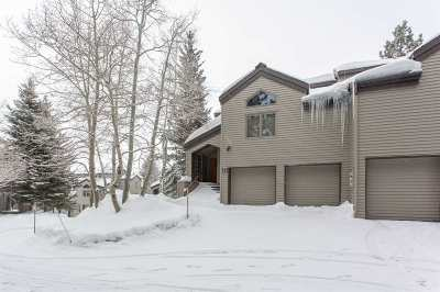 Mammoth Lakes CA Condo/Townhouse For Sale: $765,000