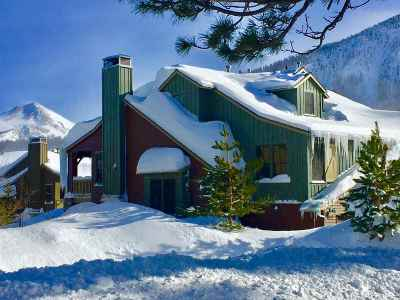 Mammoth Lakes CA Condo/Townhouse For Sale: $899,000