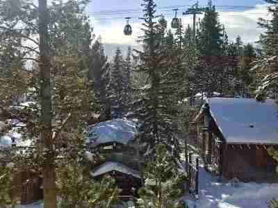 Mammoth Lakes CA Condo/Townhouse For Sale: $325,000
