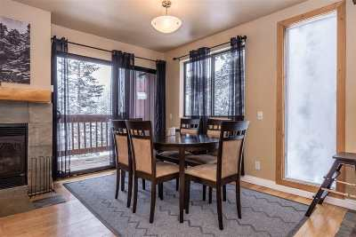 Mammoth Lakes CA Condo/Townhouse For Sale: $474,000