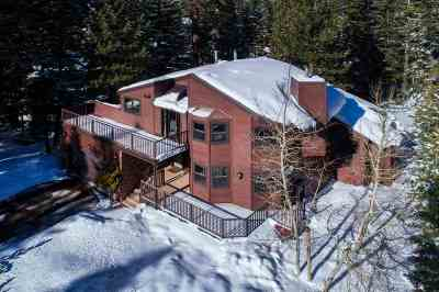 Mammoth Lakes CA Single Family Home For Sale: $988,000