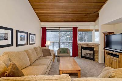 Mammoth Lakes Condo/Townhouse For Sale: 895 Canyon Blvd #48