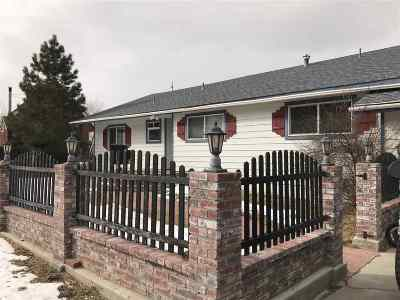 Bridgeport Single Family Home For Sale: 45 Rickey Peak Road