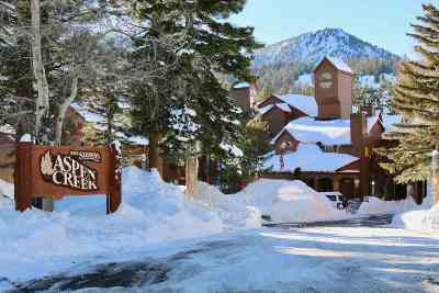 Mammoth Lakes Condo/Townhouse For Sale: 865 Majestic Pines Drive #211
