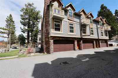 Mammoth Lakes Condo/Townhouse Active-Price Chg: 1787 Old Mammoth Road
