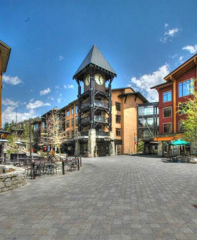 Mammoth Lakes Condo/Townhouse For Sale: 6201 Minaret Road