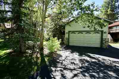 Mammoth Lakes Single Family Home For Sale: 137 Wagon Wheel Rd