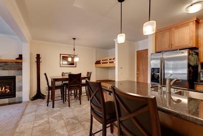 Mammoth Lakes CA Condo/Townhouse Active-Price Chg: $399,000