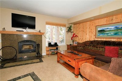 Mammoth Lakes CA Condo/Townhouse For Sale: $330,000