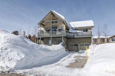 Mammoth Lakes Single Family Home For Sale: 16 Hub Circle