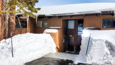 Mammoth Lakes CA Condo/Townhouse For Sale: $439,000