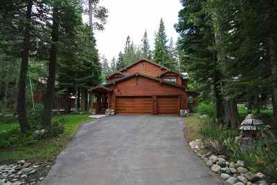 Mammoth Lakes Single Family Home For Sale: 161 Alexander Lane