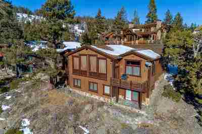 Mammoth Lakes Single Family Home For Sale: 269 Juniper Road