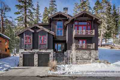 Mammoth Lakes Single Family Home For Sale: 710 John Muir Road