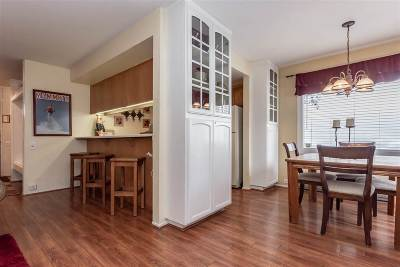Mammoth Lakes CA Condo/Townhouse Active-Extended: $330,000