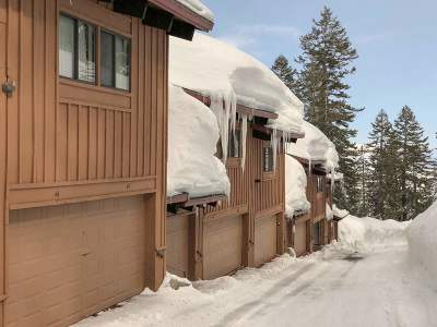Mammoth Lakes Condo/Townhouse For Sale: 670 John Muir Drive