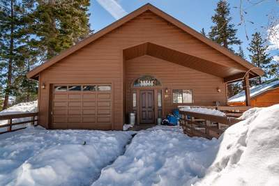 Mammoth Lakes Single Family Home For Sale: 21 Garmisch