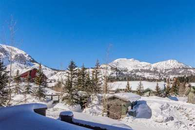 Mammoth Lakes Condo/Townhouse Active Under Contract: 793 Fairway Circle