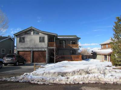 Crowley Lake Single Family Home Active Under Contract: 73 Elderberry Lane