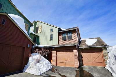Mammoth Lakes Condo/Townhouse Active Under Contract: 1162 Pyramid Peak Drive