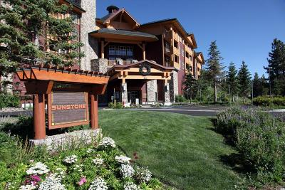 Mammoth Lakes Condo/Townhouse For Sale: 201 Juniper Springs Drive 207