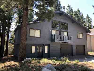 Mammoth Lakes Single Family Home For Sale: 96 Holiday Vista Drive