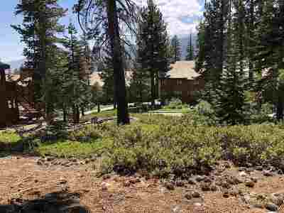 Mammoth Lakes Residential Lots & Land For Sale: 770 Lakeview Boulevard
