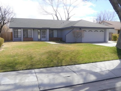 Big Pine, Bishop Single Family Home For Sale: 1440 Bear Creek Drive