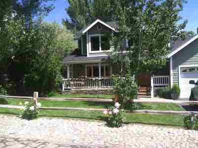 Crowley Lake Single Family Home For Sale: 61 Elderberry Lane