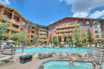 Mammoth Lakes CA Condo/Townhouse For Sale: $1,050,000